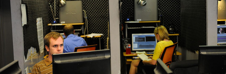 KOMU newsroom